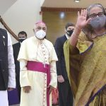 PM Sheikh Hasina off to USA to join 76th UNGA